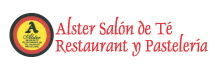 Alster Saln de T, Restaurant y Pastelera