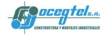 constructora y montajes industriales ocegtel s.a.