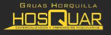 Gr�as Hosquar  - Arriendo De Gruas De Horquilla