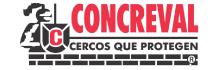 Concreval  - Cierros De Concreto