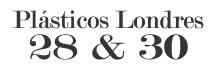 Plasticos Londres 28 %26 30  - Bolsas Plasticas