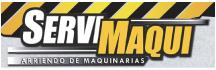 Arriendo de Maquinarias Servimaqui Calama
