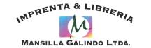 Imprenta y Librer�a Mansilla Galindo Ltda. - Librerias