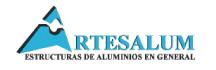 Artesalum  - Vidrios