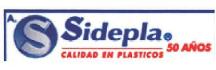soc industrial de productos plasti cos sidepla s a