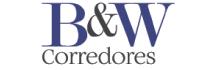 b & w corredores de propiedades