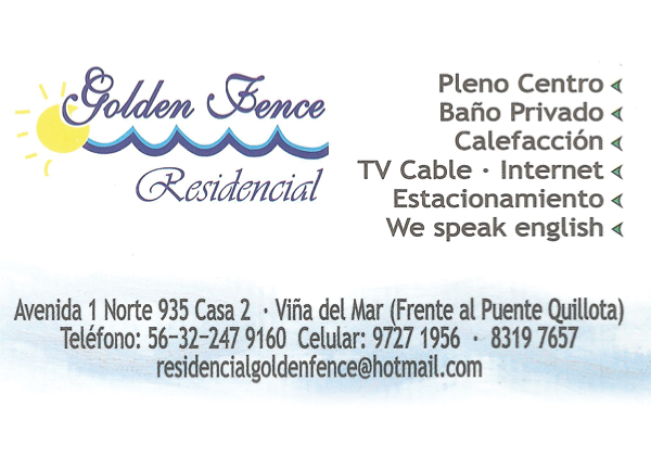 Residencial Golden Fence  - Residenciales