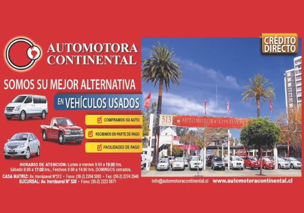 Automotora Continental  - Camionetas