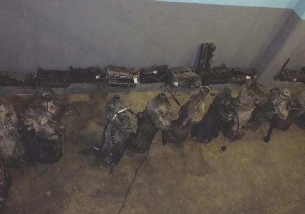 Desarmadur�a JMT - Desarmadurias De Vehiculos