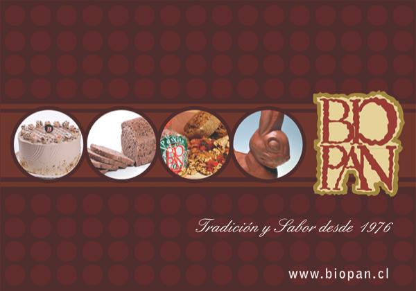 Panader�a y Pasteler�a Biopan  - Pan De Pascua