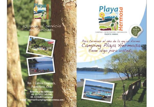 Camping Playa Hermosa - Camping