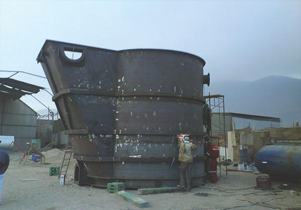 Constructora Soldanorte - Arriendo De Maquinaria Para La Mineria