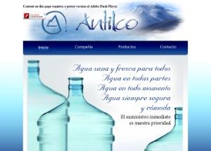 aguaantilco_cl