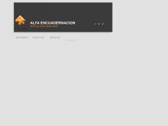 alfaencuadernacion_cl