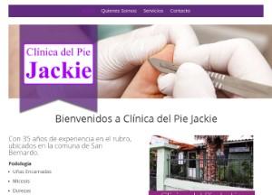 clinicadelpiejackie_com