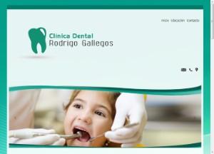 clinicadentalrodrigogallegos_com
