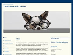 clinicaveterinariagecher_com