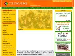 colegioakros_cl