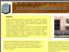 colegiofundadoresdequilpue_cl