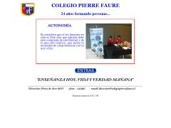 colegiopierrefaure_cl