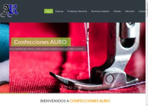 confeccionesauro_cl
