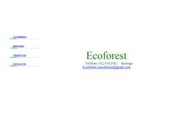 ecoforest_cl