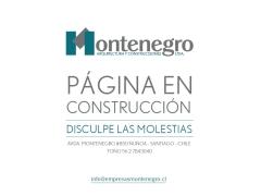 empresasmontenegro_cl