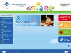 hospitaldeninos_cl