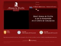 hotelalonsodeercilla_cl