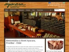 hotelayacara_cl