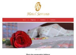 hotelesserrano_com