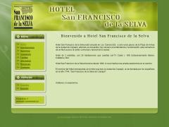 hotelsanfcodelaselva_cl
