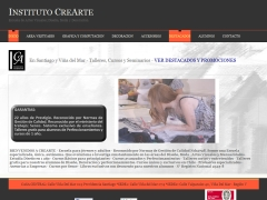institutocrearte_cl