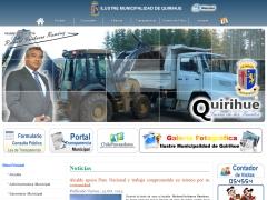 municipalidadquirihue_cl