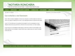 notariaronchera_cl