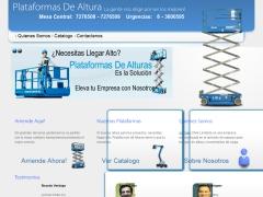 plataformasdealtura_cl