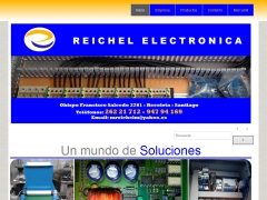 reichelelectronicaindustrial_cl