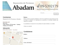reparacionesabadam_com