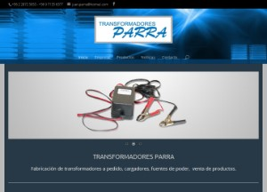 transformadoresparra_cl